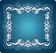 Frame,Blue,Rectangle,Backgr...