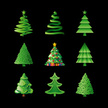 Icon Set,Symbol,Christmas,C...