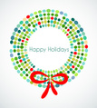 Christmas,Wreath,Background...