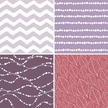 Zigzag,Holiday,Pattern,Flor...