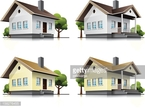 Three Dimensional,Porch,Simplicity,Symbol,Architecture,Residential District,House,Apartment,Cottage,Mansion,Front View,Textured Effect,Chimney,Window,Door,Flooring,Roof,Staircase,Porch,Family,Shape,Brown,Green Color,Gray,White Color,Yellow,Wood - Material,Glass - Material,Tree,Shadow,Computer Icon,Hut,Steps,Cut Out,Vanishing Point,Illustration,Cartoon,Housing Development,Building Exterior,Photography,Vector,Residential Building,Windbreak,Single Object,Clip Art,House,weather shelter