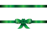 Ribbon,Green Color,Blank,Cl...