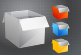 Open Box,paper box,Box - Co...