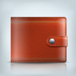 Wallet,Vector,Close-up,Leat...