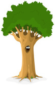 Forest,Vector,Tree,Root,Owl...
