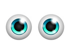 Eyeball,Iris - Eye,Green Ey...