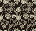 Floral Pattern,Seamless,Ret...