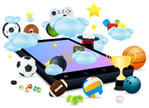 Mobile Phone,Leisure Games,...