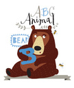 Alphabet,Letter B,Animal,An...