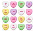 Candy Heart,Valentine's Day...