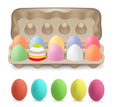 Egg Carton,Easter Egg,Anima...