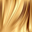 Gold Colored,Curtain,Satin,...
