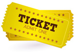 Ticket,Gold Colored,Gold,Cl...