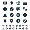Computer Icon,Symbol,faq,Qu...