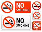 No Smoking Sign,Symbol,Comp...