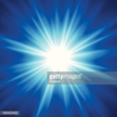 Vector background of bright lens flare