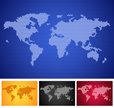 World Map,Backgrounds,Topog...
