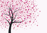 Tree,Heart Shape,Wedding In...