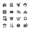 Shopping Icons Set 3-Acme Series
