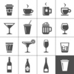 Alcohol,Icon Set,Martini,C...