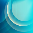 Turquoise,Blue Background,B...
