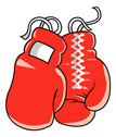 Boxing Glove,Red,Clip Art,I...