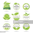 Eco, Organic Icons Set