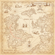 Treasure Map,Cartography,Ma...