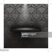 Shelf,Baroque Style,Black C...