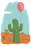 Balloon,Thorn,Cactus,Plant,...