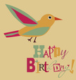 Bird,Sign,Birthday,Party - ...