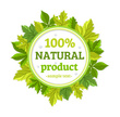 Nature,Sign,Merchandise,Leaf,Label,Organic,Badge,Symbol,Tree,Freshness,Green Color,Security,Shiny,Vector,Isolated,Summer,template,Insignia,Backgrounds,Design Element,Ilustration,Environment,Circle,Design,Computer Graphic,Healthy Lifestyle