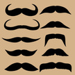 Vector,Hairstyle,Mustache,B...