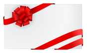 Gift Card,Ribbon,Paper,Red,...