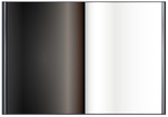 Magazine,Fanned Out,Blank,P...