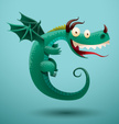 Dragon,Animated Cartoon,Che...