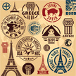 Postage Stamp,Paris - Franc...