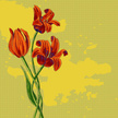 Tulip,Leaf,Image,Vector,Old...