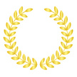 Symbol,Laurel Wreath,Achiev...