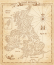 Map,Cartography,UK,Scotland...