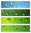 Banner,Four Objects,Water,D...