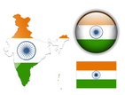 India,Map,Interface Icons,C...