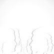 People,Abstract,Crowd,Shado...