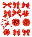 Bow,Gift,Red,Holiday,Ribbon