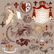 Horse,Coat Of Arms,Animal's...