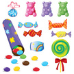 Candy,Clip Art,Small,Sweet ...