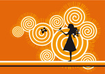 Child,Women,Backgrounds,Sil...