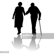 Shadow,People,Outdoors,Married,Lifestyles,Senior Women,Human Age,Body Care,Fun,Vector,Human Body Part,Walking,Silhouette,Men,Women,Adult,Happiness,Positive Emotion,Illustration,Females,Couple - Relationship,Old,Human Hand,Love - Emotion,Ideas,Senior Adult,Senior Men,Small