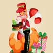 Christmas,Toy,Bakery,Gift,C...