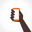 Mobile Phone,Orange Color,G...